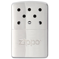 NEW 6 Hour Zippo Handwarmer - High Polished Chrome