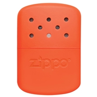 NEW 12 Hour Zippo Handwarmer - Blaze Orange