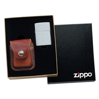 Zippo LPGS Pouch Gift Kit. Pouch/Lighter Sold Separately