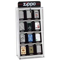 Zippo EMEA-2015 Lighter Display Pack Inc 2 Free 250