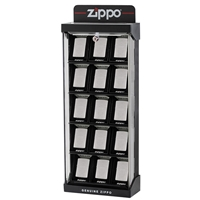 Zippo 142707 15 Piece Counter Top Display