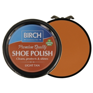 Birch Polish 50ml Light Tan