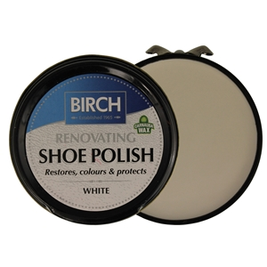 Birch Renovating Polish 50ml White