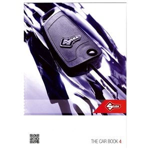 Silca Car Key Book 4