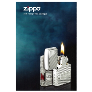Zippo UK Select Catalogue 2018/2019
