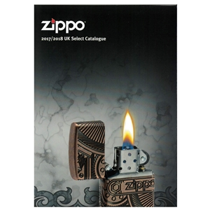 Zippo UK Select Catalogue 2016/2017
