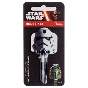 Licensed Keys - Storm Trooper- Boba Fett Silca Ref UL054
