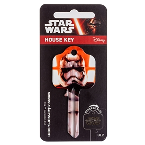 Licensed Keys - Captain Phasma Silca Ref UL054