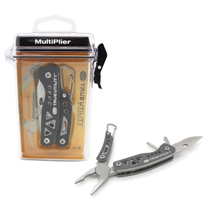 True Utility Multi Plier In Weatherproof Hard Case