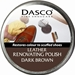 Dasco Renovating Shoe Polish Dark Brown 50ml