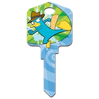 Licensed Keys Agent P. Disney Silca Ref UL054