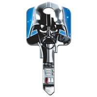 Licensed Keys Darth Vader Star Wars Silca Ref UL054