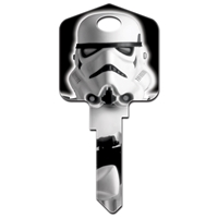 Licensed Keys Stormtrooper Star Wars Silca Ref UL054