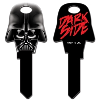 Licensed Keys Darth Vader Dark Side Star Wars Silca Ref UL054