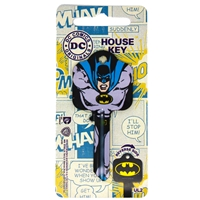 Licensed Keys - Batman - Silca Ref UL054