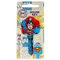 Licensed Keys - Superman Silca Ref UL054