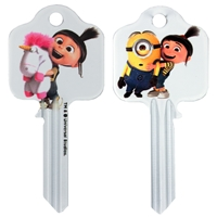 Licensed Keys - Agnes - Silca Ref UL054
