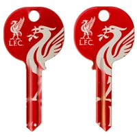 Licensed Keys - Liverpool Football Club Silca Ref UL054