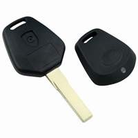 Silca Remote Shell Porsche HU66 1 Button