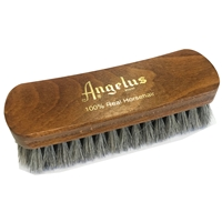 ANGELUS Horsehair Brushes Large Grey