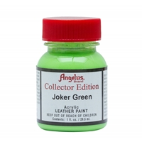 Angelus Collection Edition Acrylic Leather Paint 1 fl oz/30ml Joker Green 342