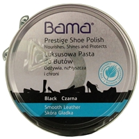 Bama Prestige Shoe Polish Black 09 50ml