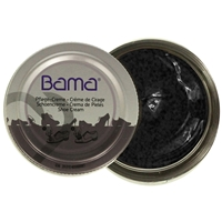 Bama Shoe Cream Dumpi Jars Black 50ml