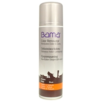 Bama Suede & Nubuck Colour Renovator Aerosol Dark Brown 33 250ml