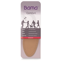 Bama Exquisit Leather Insoles, Gents Size 7, Euro 41