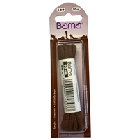 Bama Blister Packed Cotton Laces 90cm Cord 032 Tan