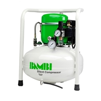 Bambi Silent Air Compressor Ultra Low Noise. Model BB24V