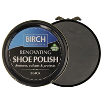 Birch Renovating Polish 50ml Black