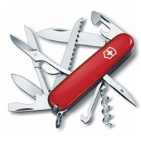 Swiss Army Knife Huntsman, Red