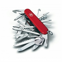 Swiss Army Knife, Swiss Champ Red