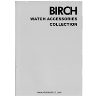 The Birch Collection Watch Accessories Catalogue