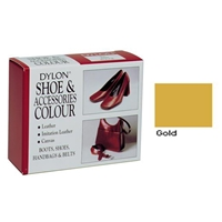 Dylon Shoe Colour Gold