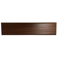 Blank Light Wood board Rectangle Shape 440mm x 100mm