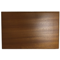 Blank Light Wood board Rectangle Shape 400mm x 260mm