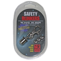 Safety Blinker Flashing Lights With Loop Clip