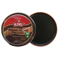 Kiwi Parade Gloss Prestige Polish Dark Tan, 50ml Tin