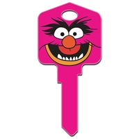 Licensed Keys Muppets Animal Disney Silca Ref UL054