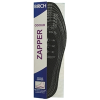 Birch Odour Zapper One Size Odour Eater Style Insoles