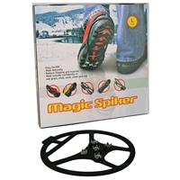 Magic Spiker Snow Grips Large Shoe Size 7 to 9