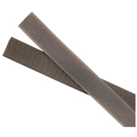 Velcro (Sew On) 20mm Brown
