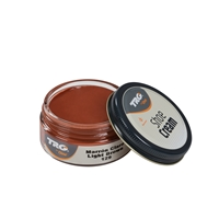 TRG Shoe Cream Dumpi Jar 50ml Shade 129 Light Brown