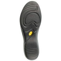 Vibram 0887K Shell Unit Black, Size 39