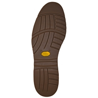 Vibram 2240 Nantes Unit Brown, Size 45