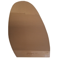 Hecsan Rib 3 Star 3.5mm Soles Size N2 Ladies Large Tan