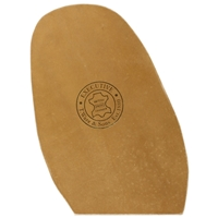 Wares Executive Leather Half Soles, 4.5mm Size 15