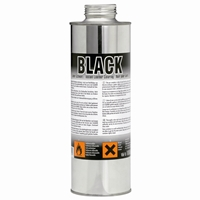 Woly Black Colouring 1 Litre Clearance Price £19.20 Whilst Stocks Last